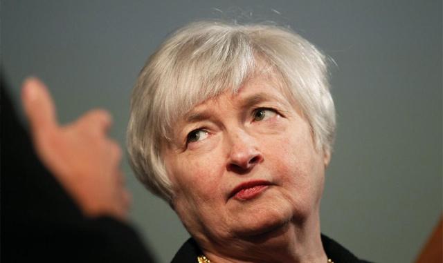 La vicepresidenta de la Fed, Janet Yellen. | Reuters