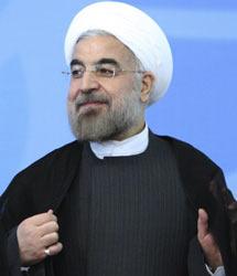 El presidente iraní, Hasán Rohaní. | Efe