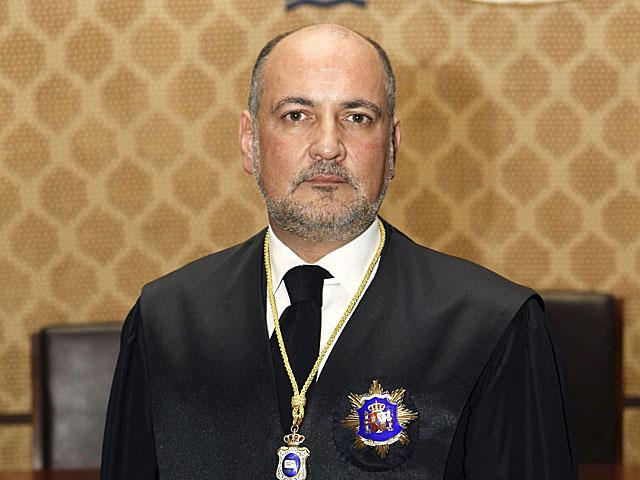 El presidente del Tribunal Costitucional, Francisco Pérez de los Cobos. | Ángel Díaz / Efe