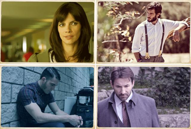 Fotogramas de las cuatro películas preseleccionadas por la Academia de Cine. | EL MUNDO