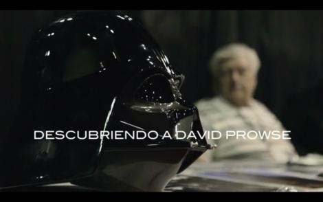 Fotograma del 'teaser' promocional del documental sobre el actor británico.