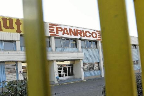 Fábrica de Panrico en Valladolid | Montse Álvarez