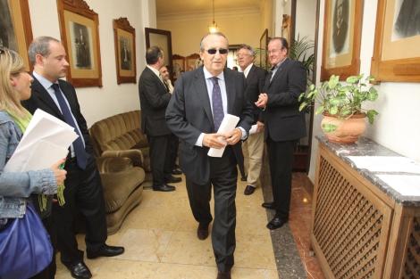 Carlos Fabra Carreras fue presidente de la Diputación de Castellón entre 1995 y 2011. | E. T.