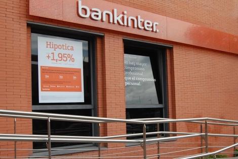 Bankinter acaba de arrancar una campaña con este reclamo. | E.M.