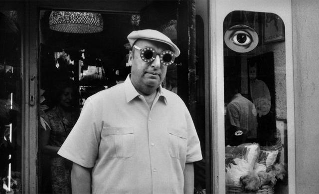 Neruda, junto al club internacional PEN en Nueva York. | Magnum