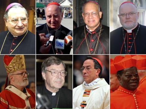 Resultado de imagen de 5 cardenales para discutir