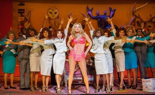 'Anna Nicole', la última producción de la NYC Opera.