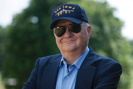 El escritor norteamericano Tom Clancy. | Reuters