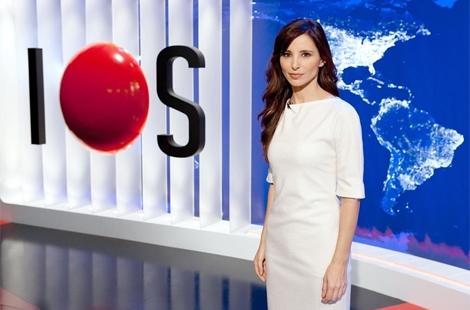 Olga Lambea presenta en la actualidad 'Informe semanal'. | Foto: TVE
