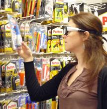 Gafas de 'eye tracking' | Henkel