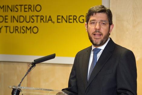 El secretario de Estado de Energía, Alberto Nadal   Alberto Cuellar