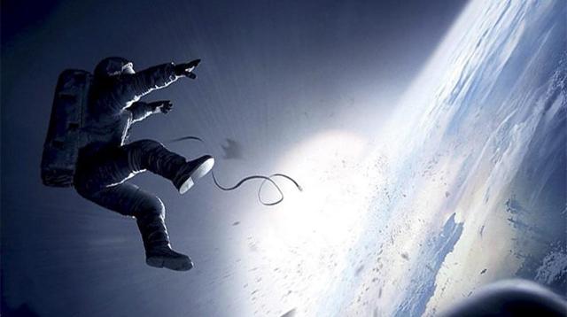 Fotograma de 'Gravity', dirigida por Alfonso Cuarón. | EM