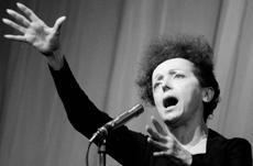 La cantante Édith Piaf. | Afp