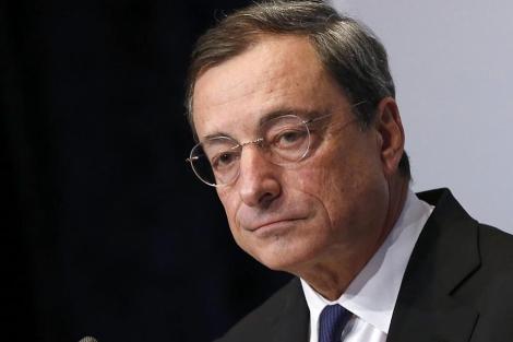 El presidente del Banco Central Europeo, Mario Draghi. | Foto: Efe