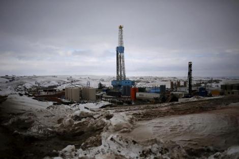 Instalación de gas mediante fracking en EEUU. | Reuters