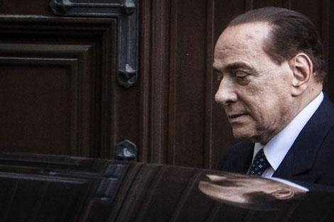 El ex primer ministro italiano Silvio Berlusconi. | Efe