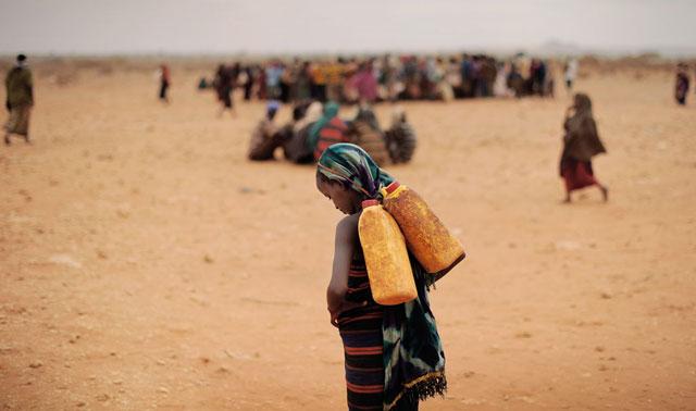 Refugiados somalíes en Dolo Ado, frontera con Etiopía. | Jan Grarup | Noor for Save the Children  MÁS IMÁGENES