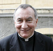 Pietro Parolin. | Reuters