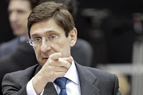 El presidente de Bankia, José Ignacio Goirigolzarri.   Efe