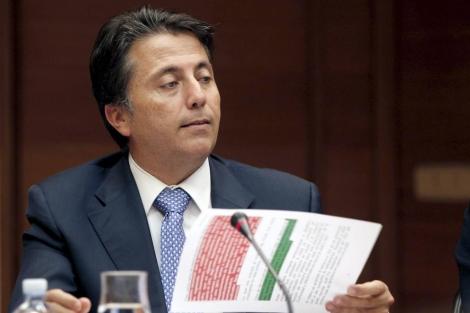 El ex conseller de Sanidad Manuel Cervera, en una imagen de archivo. | B. Pajares