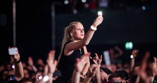 El público asistente a uno de los conciertos del Amsterdam Dance Event. | Tom Doms