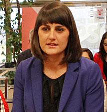 María González Veracruz. Foto: Enríquez-Nistal