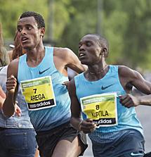 Los kenianos, dominadores | B.Pajares