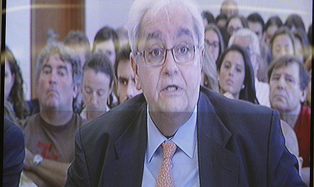 Conrado Caviró, jefe de la unidad de apoyo de la Agencia Tributaria. | E. T.