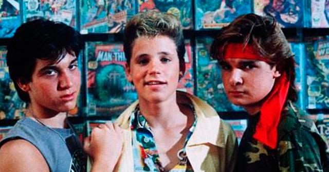 Fotograma de 'Jóvenes ocultos' con Feldman a la derecha. | EL MUNDO.