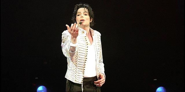 Michael Jackson, en una actuación en 2002.   Gtres
