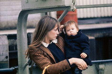 Jane y Charlotte, 1971 | Andrew Birkin / TASCHEN