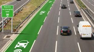 Así es la primera autopista eléctrica del mundo