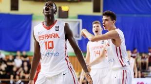 El gigante que viene en el baloncesto español