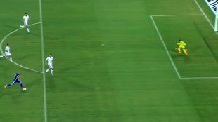 A Buffon solo le faltó aplaudir el gol que le marcaron