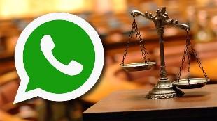 Cuidado con lo que dices en WhatsApp. Sentencias reales