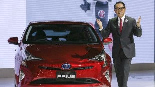 Ranking: Toyota, mejor marca de coches; Mercedes, en el 'top 10'