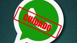 Los 10 grandes riesgos del uso de WhatsApp, según el CNI