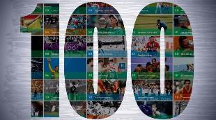 100 inolvidables historias de nuestro deporte