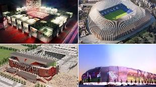 Los 10 alucinantes estadios del futuro en Europa