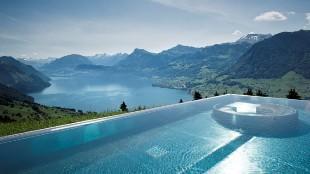 """La piscina que """"disfrutó"""" medio mundo"""