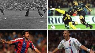 De Pelé a Özil: 10 formas de hacer magia delante del portero
