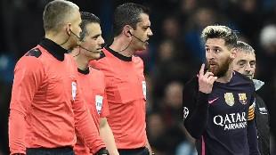 """Pique entre Messi y jugadores del City: """"Bobo, ven aquí"""""""