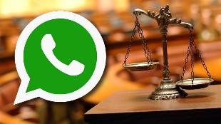 ¿Valen los WhatsApp en un juicio?