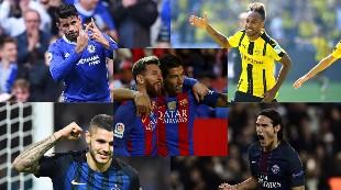 ¿En qué Liga de Europa se marcan más goles?