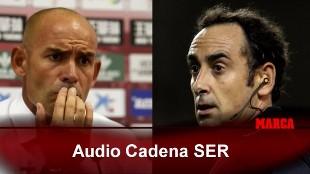 """Pique entre Iturralde y Paco Jémez: """"Por eso estás en paro"""""""
