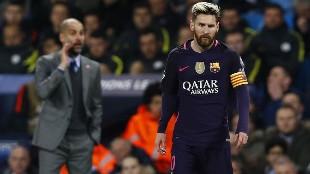 Messi le dijo al Barça en julio que no quería renovar