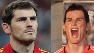 """Casillas responde al tuitero que le llama """"jefe del mannequin"""""""