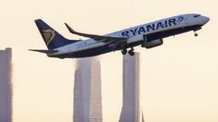 Ryanair lanza 250.000 vuelos a 10 euros para enero y febrero