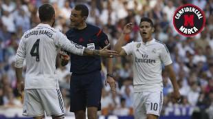 Sospecha arbitral en el Real Madrid antes del Clásico