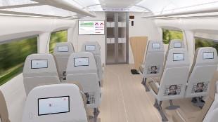 Así serán los nuevos trenes del AVE